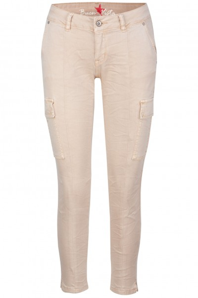 Buena Vista Jeans Cargo 7/8 Stretch Twill