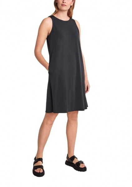 Comma identity A-Linien-Kleid