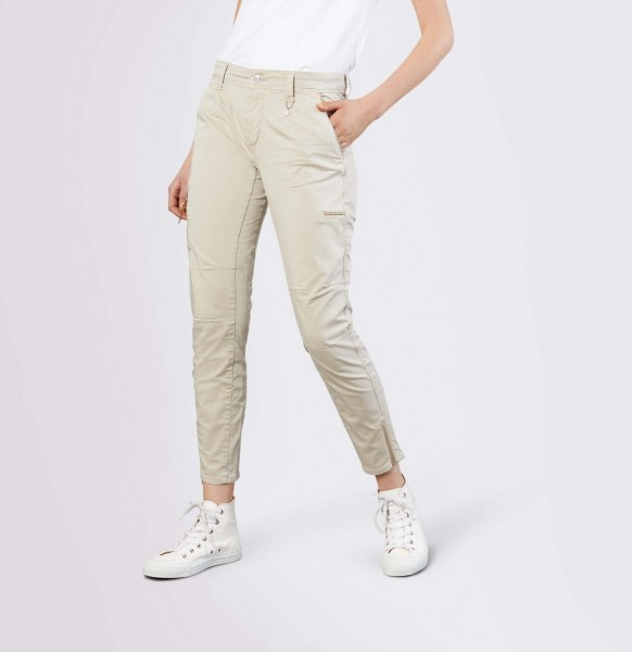 MAC Jeans RICH Cargo Cotton Relaxed Fit