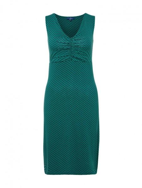 Tom Tailor Kleid mit V-Ausschnitt   Kleider   Bekleidung Damen ... 30c271a910