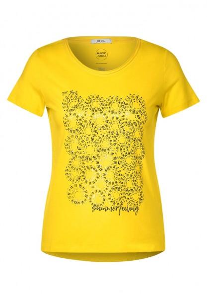 Cecil T-Shirt mit Frontprint