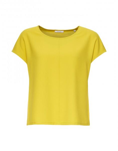Opus T-Shirt Sudo mit überschnittenen Schultern