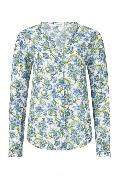 Rich & Royal Bluse mit Blumenmuster