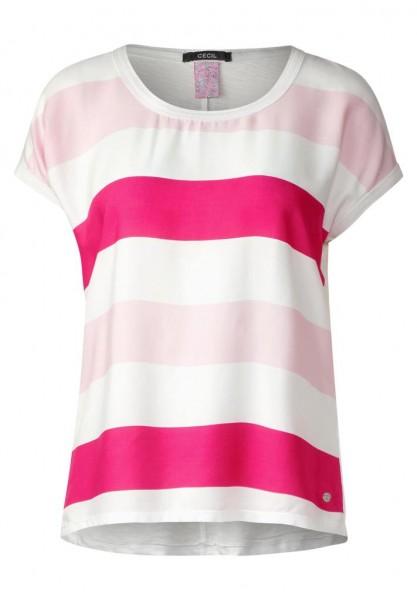 Cecil Lockeres Streifen Shirt