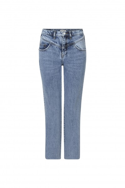 Rich & Royal Jeans mit hohem Bund