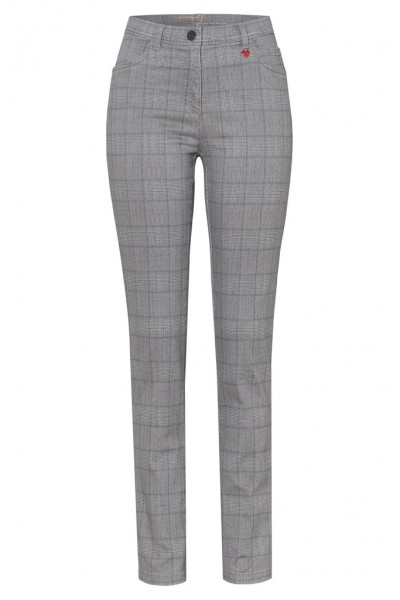 relaxed by Toni Hose Meine beste Freundin Cotton Check