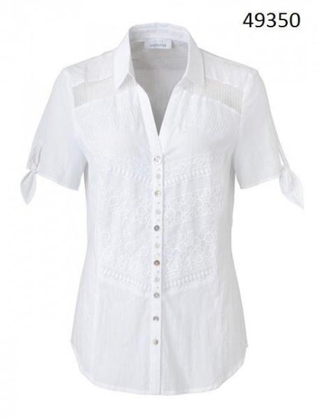 Just White Blusen 49350