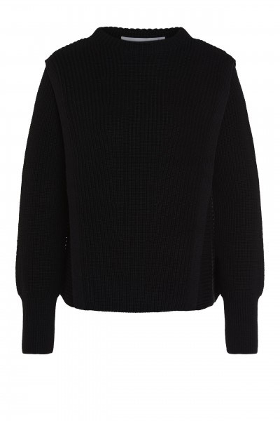 Oui Pullover mit Oversize-Passform