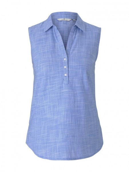 Tom Tailor ärmellose Bluse