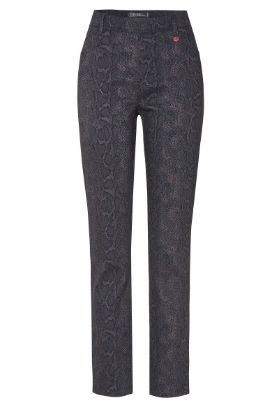 relaxed by Toni Hose Alice CS Snake Jacquard