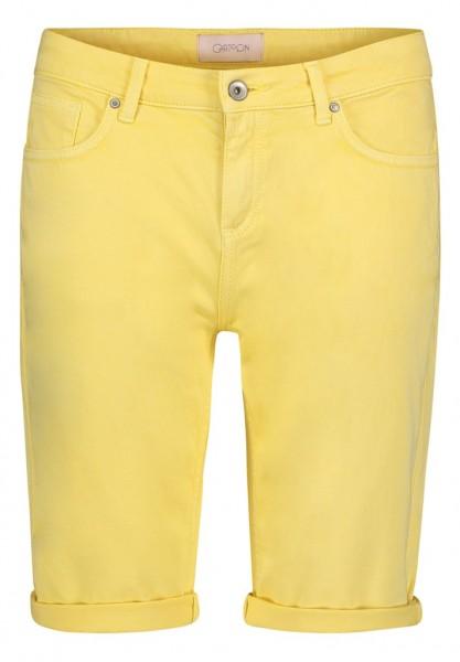 Cartoon Up Great Jeans-Shorts