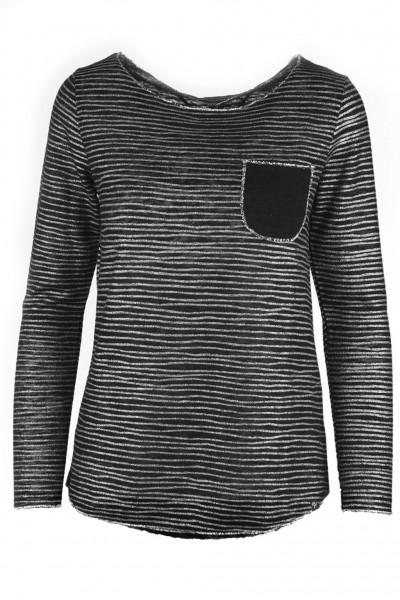 9e1d4c4acc92 Key Largo Shirt mit glitzernden Streifen   T-Shirts   T-Shirts ...